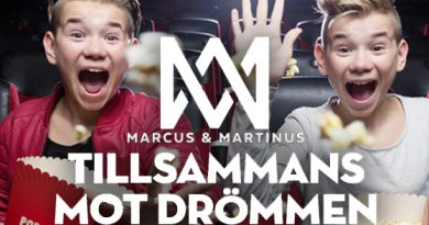 22/1 Marcus & Martinus – Tillsammans mot drömmen