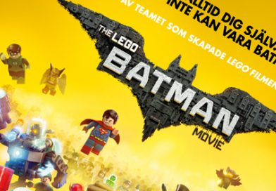 1/3 – The Lego Batman Movie