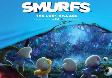 9/4 – Smurfarna: den försvunna byn